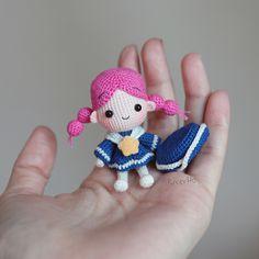 My Crochet doll, amigurumi