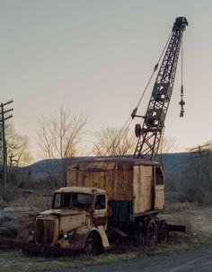 [OC] Abandoned Mack Truck in upstate NY [4550x5846]