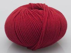 James C Brett Pure Merino Double Knitting Wool DK Yarn Shade PM10 Red: Amazon.co.uk: Kitchen & Home