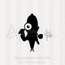 Motivstempel - Detektiv 05