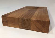 Handmade Reclaimed Oak Wooden Chopping Board by Zennor Made