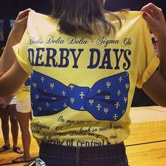 ΔΔΔ luvs derby days! ☺