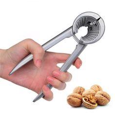 En alliage d'aluminium Rapide Walnut Cracker Casse Noisette Sheller Multifonction Écrou Bouteille Ouvreur Creative Nut Crackers Cuisine Pince Kit dans Casse-noix de Maison & Jardin sur AliExpress.com | Alibaba Group