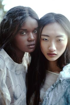Nyadak Thot and Rowena Xi Kang photographed by Patricia black Asian couple interracial Poses, Pretty People, Beautiful People, Lgbt, Look Man, Losing A Dog, How To Pose, Character Inspiration, Black Girl Magic