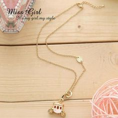 Necklace (Excluding Charm)