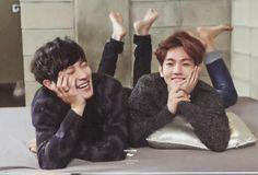 ChanBaek/ BaekYeol everyone! Kaisoo then ChanBaek Baekhyun Chanyeol, Park Chanyeol, Exo Exo, Exo Chanbaek, Kim Minseok, Exo Ot12, 2ne1, Wattpad, Got7