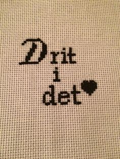 Diy And Crafts, Arts And Crafts, Hilarious, Funny, Handicraft, Cross Stitch Embroidery, Needlework, Stitching, Design Inspiration