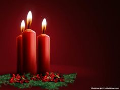 Christmas Candles Pictures