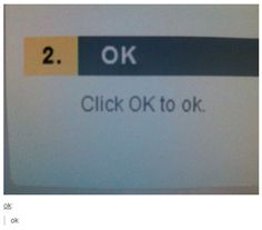 OK click OK to OK  FAIL Blog - Funny FAIL Pictures and Videos - epic fail photos - Cheezburger