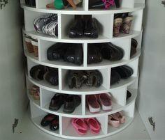 Lazie Susan for Shoes