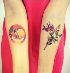 Quiero el tatuaje