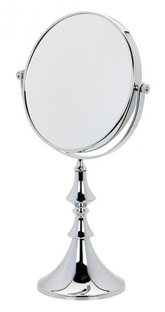 Photographic Gallery Danielle Creations x Chrome Decorative Stem Makeup Mirrors seattleluxe