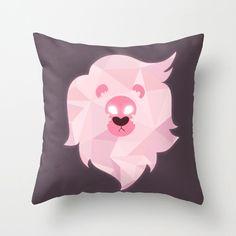 Lion Throw Pillow - $27 ⋆ Steven Universe Gifts!