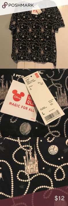 Uniqlo short sleeve Disney graphic t shirt New with tags Uniqlo Tops Tees - Short Sleeve