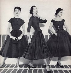 Griffe, Heim and Desses, 1955