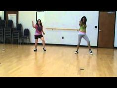 DIME-ZUMBA-BACHATA-IVY QUEEN...This is my Favorite cool down songs that we do.  Bachata is fun to dance to bc you can do it different ways.  Hope you enjoy our video!!