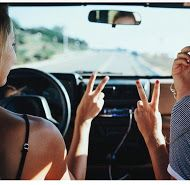 Road trips with friends- always a good idea.