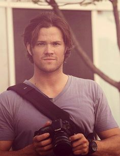 Jared Padalecki - *FAINT*