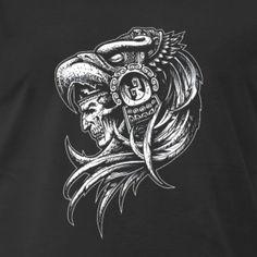 Indian Warrior - Men's Premium T-Shirt