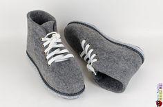 """Boots for women """"UltraGrey"""""""