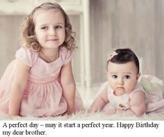 Brother and Sister Quotes: Happy birthday brother quotes