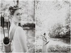 Robin Hood Wedding Inspiration | Bridal Musings Wedding Blog #archery
