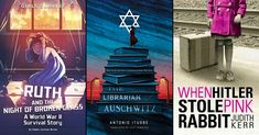 Yom+HaShoah+/+Days+of+Remembrance:+50+Mighty+Girl+Books+About+The+Holocaust:+A+Mighty+Girl's+top+picks+of+books+about+the+Holocaust+for+children+and+teens+in+recognition+of+Holocaust+Remembrance+Week.