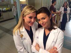 Jessica and Caterina