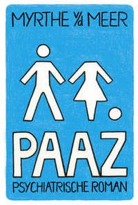 Paaz-Myrthe van der Meer-boek cover voorzijde
