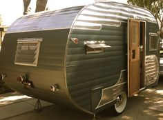 Before & After - Southern California Vintage Trailer Design, LLC