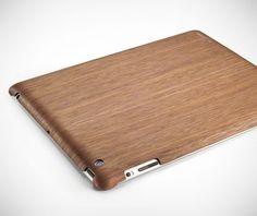 Wood iPad Case - by Elementcase