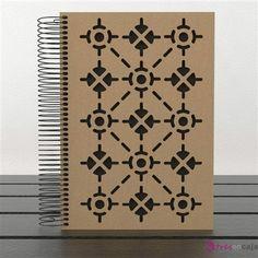 Cuaderno Greca Espiral