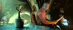 """See Groot get his groove on in this clip from Marvel's """"Guardians of the Galaxy,"""" in theaters now!"""