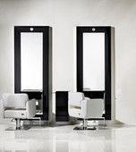 Best Mobilier Salon De Coiffure Moderne Photos - House Design ...