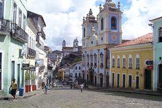 Pelourinho. Salvador da Bahia, Brasil. Foto: whl.travel