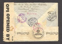 Pacific Clipper Postal History Web Site