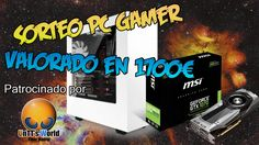 ¿Quieres un PC #gaming de lo mejor? Se está sortean uno bestial con #gtx1070…