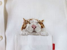 What started as a simple request from embroidery artist Hiroko Kubota's young…