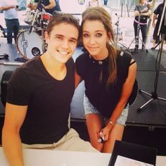 Nic Westaway ~ no word of a lie, Nic sang and played the guitar on Home and Away a few weeks ago, and he honestly was amazing! Well, he is amazing at playing the guitar and he is amazing at singing!!!!! I don't know if Nic is in a band, but if he is then I am determined to find out!! :)