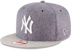 e153064d61aeed New Era New York Yankees 2 Tweed 9FIFTY Snapback Cap & Reviews - Sports Fan  Shop By Lids - Men - Macy's