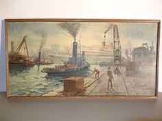 US $175.00 in Art, Art from Dealers & Resellers, Paintings