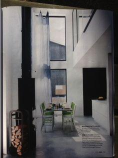 Deco magazine 6-7/2012: Casa Forte Tampere / Black Fleimio Trolley