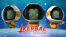 kerbal space program | Kerbal Space Program, the premier space-agency simulator, has just ...