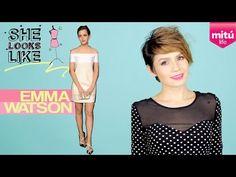 El Look de Emma Watson (Episodio 12) - She Looks Like (Season II) - 3:30-4:55 for outfit breakdown