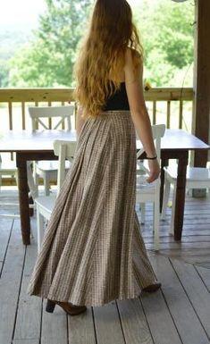 Skirt Patterns Sewing, Clothing Patterns, Womens Skirt Pattern, Pdf Patterns, Women's Clothing, Gored Skirt, Dress Skirt, Maxi Skirts, Vogue