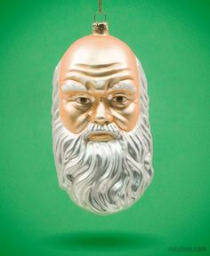 Charles Darwin Ornament