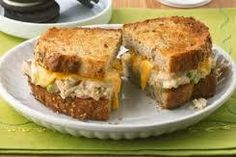 Oven Baked Tuna Melts (6 Points ) | Weight Watchers Recipes