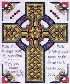 May you always walk in sunshine, May you never want for more, May Irish angels rest their wings right beside your door.