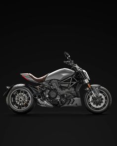Announcing a new colour for the Matt Liquid Concrete Grey with dark brown seat and total black chassis and engine. Check our stories to discover more. Moto Ducati, Ducati Motorcycles, Bobber Motorcycle, Motorcycle Garage, Cruiser Motorcycle, Motocross, Harley Roadster, Diavel Ducati, Sportbikes