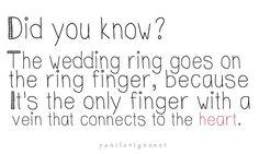 @KatieSheaDesign ♡♡  #Thoughts to Ponder ♡♡  #Heart #Wedding Ring